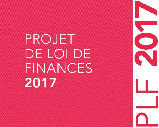 Projet de loi finance 2017 prorogation du statut JEI