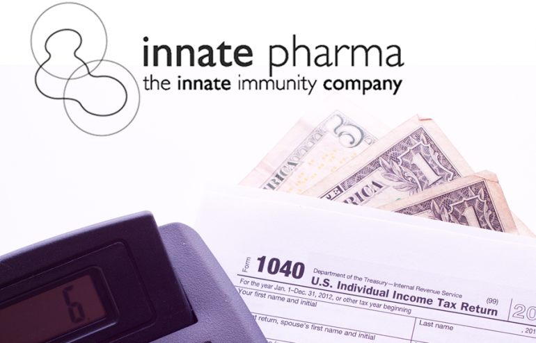 Innate pharma bourse CIR