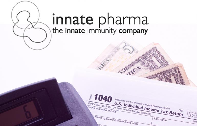 Innate pharma bourse CIR